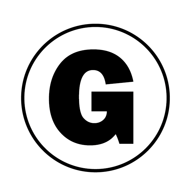 Glas - Badge