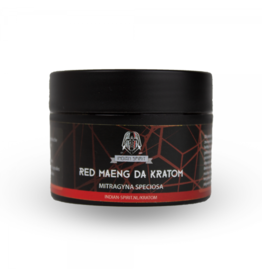 Indian Spirit Kratom – Red Maeng Da - vegetarische capsules