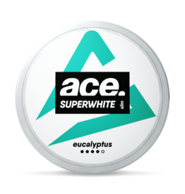 ACE Eucalyptus is a completely tobacco-free product that contains nicotine. Get ready for an ultra-clean and potent eucalyptus flavor that will push you toward today's goal. A sharp, unshakable mint flavour