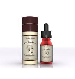 LE FRENCH CASH E-LIQUID 17ml SIROP philosophique 0mg