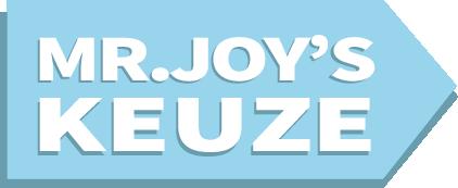 Mr-joyˈs keuze