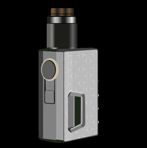 Squonk E-cigarettes