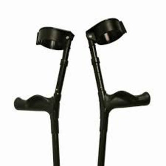 Premis Crutches Closed Cuff p.p.