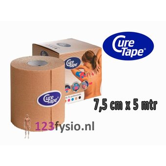CureTape Curetape 7,5 cm x 5 m