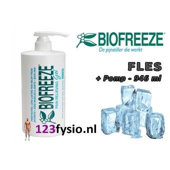Biofreeze Fles (946ml) + pomp