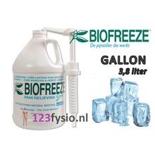 Biofreeze Gallon + Pumpe