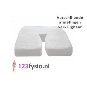 123fysio.nl Facecover non woven | Gezichtsafdekking cellulose