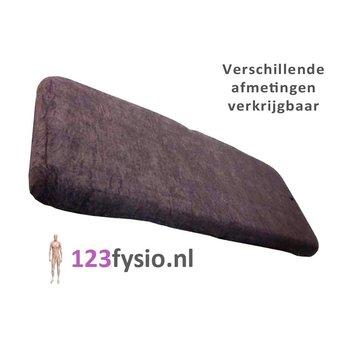 123fysio.nl Badstofhoes ZONDER uitsparing verschillende maten