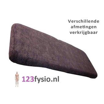 123fysio.nl Bathing case WITHOUT recess, different sizes