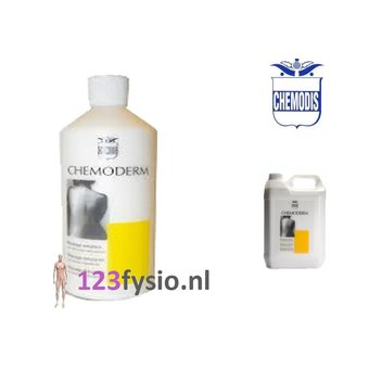 Chemodis Chemoderm massage-emulsie 500 ml