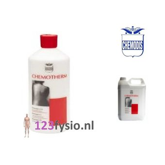 Chemodis Chemotherm massage oil