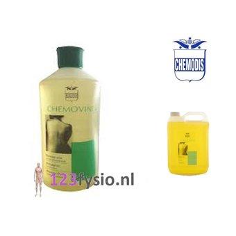 Chemodis Chemovine massage oil 500 ml