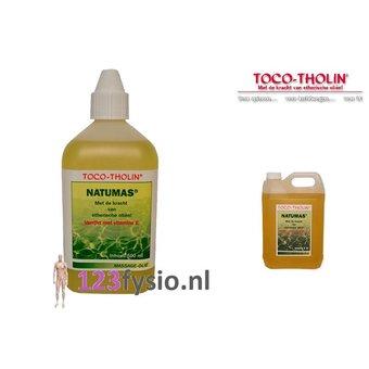 Toco Tholin NatuMas Massage Oil