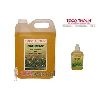 Toco Tholin NatuMas massage oil 5 liters