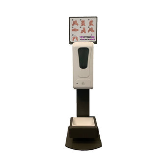Non-Touch Disinfection Column Compact Table 70 fully automatic (infrared)