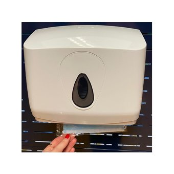 Dispenser with 100 Mouth masks 3-layer individually packed