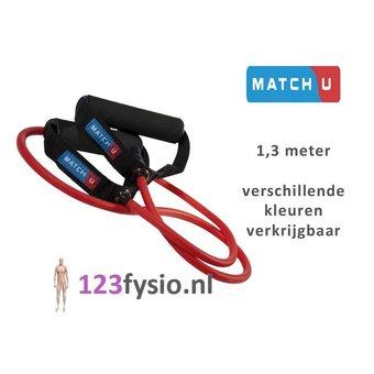 Match-U Resistance tube verschillende weerstanden