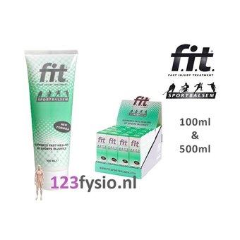 F.I.T. (FIT) F.I.T. (FIT) Sportbalsem 100ml en 500ml