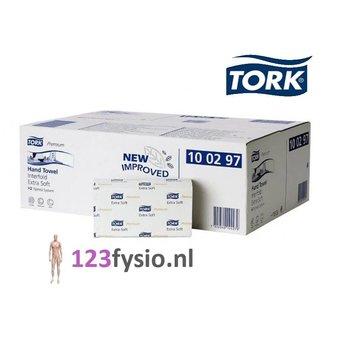 Tork Papier handdoekjes premium interfold