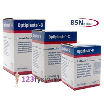 BSN medical Optiplast C per stuk verpakt