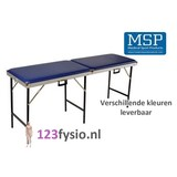 MSP Massagetafel koffermodel 2-delig