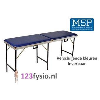 MSP Massagetafel koffermodel 2-delig 56 cm & 70 cm