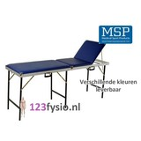 MSP Massagetafel koffermodel 3-delig