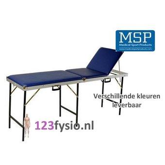 MSP Massagetafel koffermodel 3-delig 56 cm & 70 cm