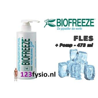 Biofreeze Fles (473 ml) + pump