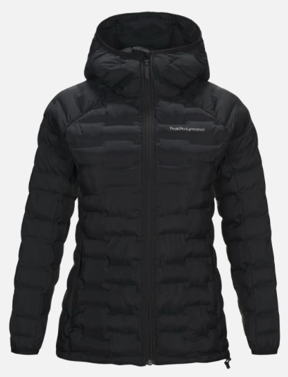 Peak Performance ARGON LIGHT HOODED JACKET WOMEN