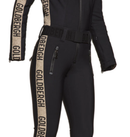 goldbergh GOLDFINGER JUMPSUIT GOLD