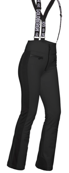 goldbergh HIGH END SKI PANTS BLACK