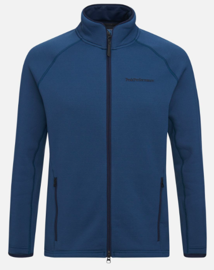 Peak Performance CHILL ZIP JACKET MEN