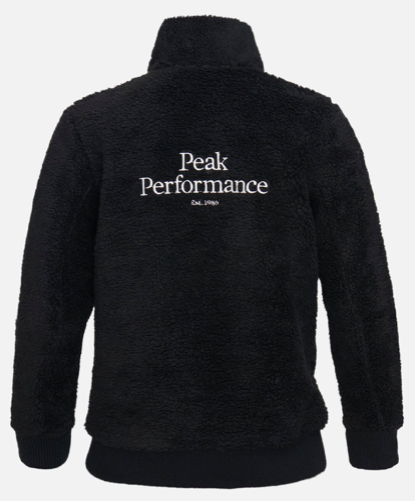 Peak Performance ORIGINAL PILE ZIP J/TN JUNIOR