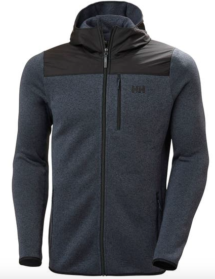 HELLY HANSEN VARDE HOODED FLEECE JACKET