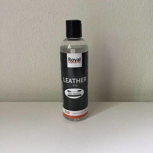 Oranje BV leather oil 250 ml