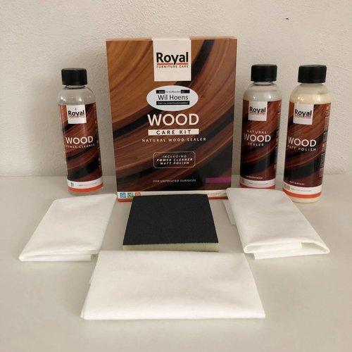 Oranje BV Wood care kit Naturel wood sealer
