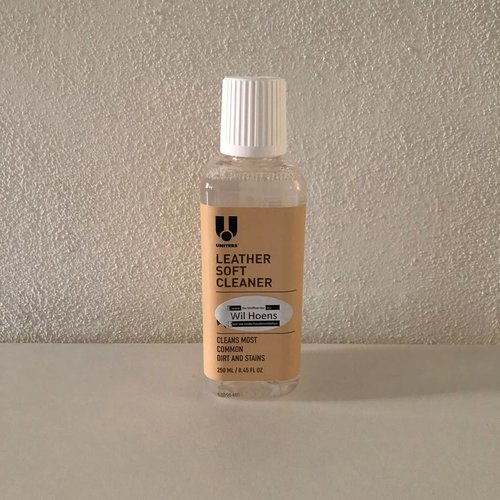uniters Leather master soft cleaner 250 ml