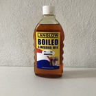 Langlow Langlow Boiled linseed oil (gekookte lijnolie) 500 ml