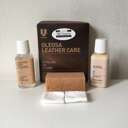 Leather Master U Oleosa Leather Kit 150 ml