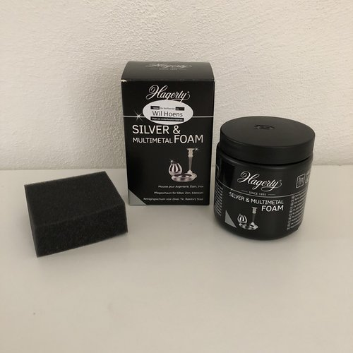 Hagerty Hagerty Silver & multimetal foam 180 gr