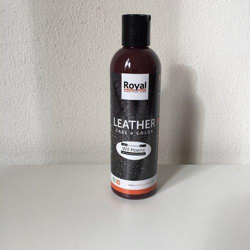 Oranje BV Leather care & color - plat