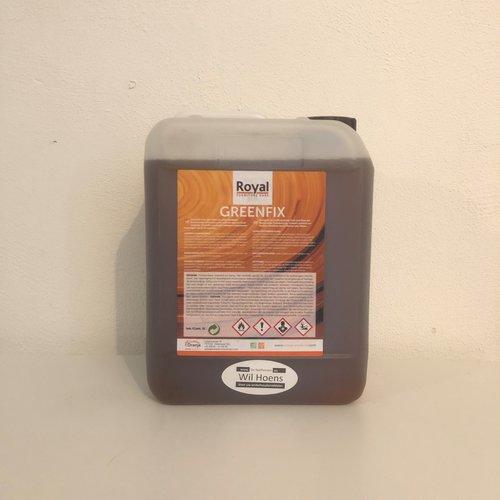Oranje BV wood Greenfix 10 liter