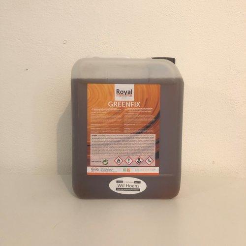 Oranje BV wood Greenfix 5 liter