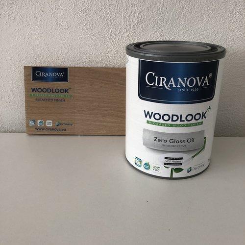 Ciranova Ciranova Woodlook+ Zero Gloss oil 1 liter