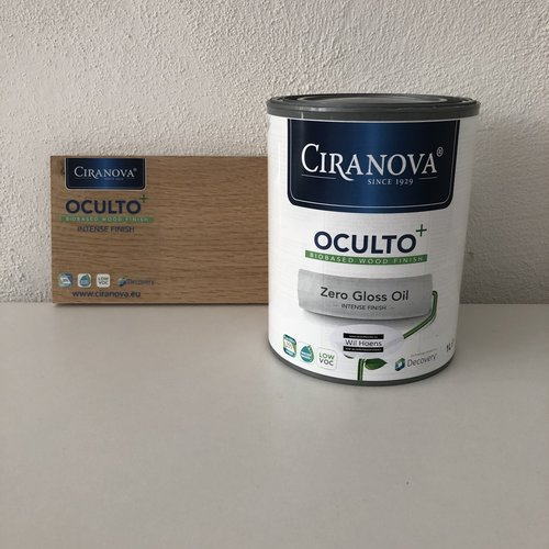 Ciranova Ciranova Oculto+ zero gloss oil 1 liter