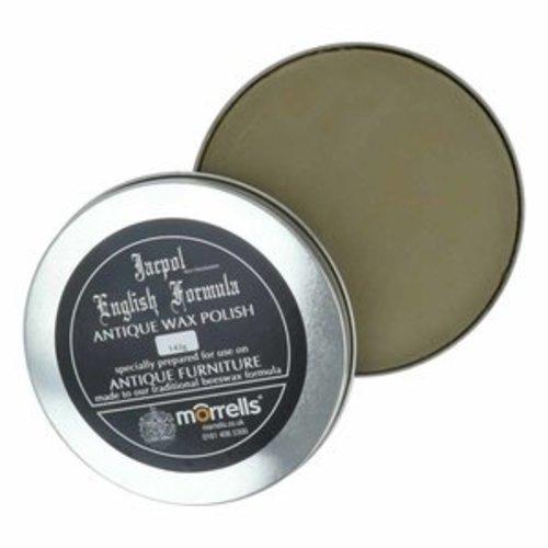 Morrells Jacpol English formula antique wax polish  16 oz