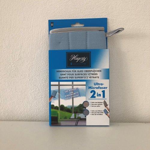 Hagerty Hagerty Microfiber onderhoudshandschoen voor spiegels en glas