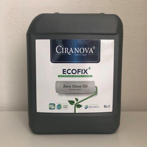 Ciranova Ciranova Ecofix+ Zero Gloss oil 5 liter