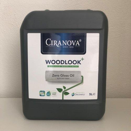Ciranova Ciranova Woodlook+ zero gloss oil 5 liter